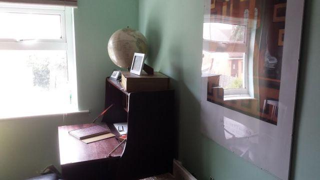 Jennie's Desk